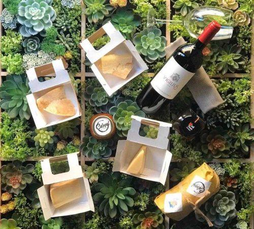 BOX Amalgamiamoci - Con vino